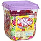 Wonka Laffy Taffy Assorted 165 Pieces, 3.09 lb.