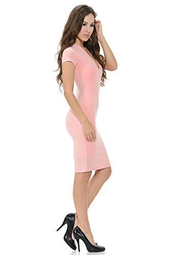 Rose Women Style Diamante Diamante Quartz Fashion D100 s Fashion Dresses nwcv8nZCqt