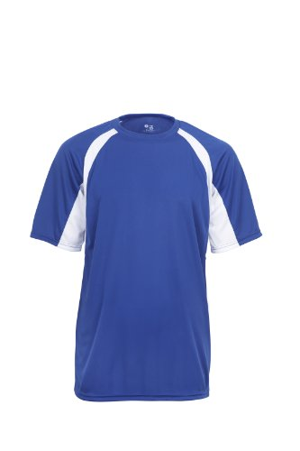 badger-sportswear-mens-hook-performance-tee-royal-white-small