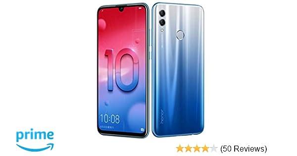 Amazon com: Huawei Honor 10 lite (32GB + 3GB RAM) 6 21