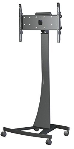 Unicol AX15T1 Portátil Negro - Soporte de pie para pantalla plana (Negro, Portable flat
