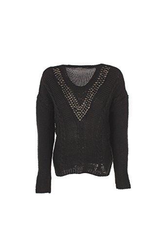 Rn BellaTT shirt Guess Ls Femme Noir 2EDH9I