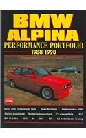 BMW Alpina Performance Portfolio, 1988-1998: Performance Portfolio 1988-1998