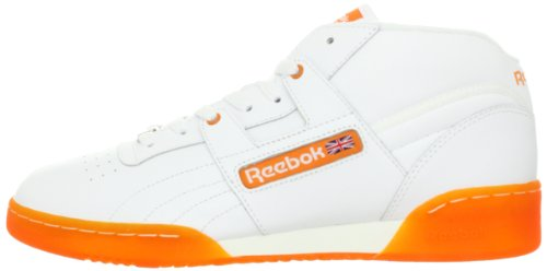 R12 Workout nacho Mid White ice Sneaker Reebok XnEqSxOdX
