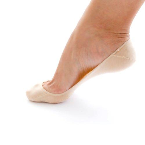 SHEEC - SoleHugger SECRET - Women's Cotton No-Show - No Show Socks For Ballet Flats