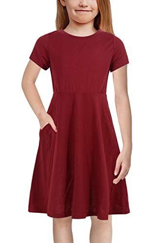 How to find the best red dress for girls 10-12 years for 2019?