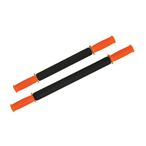 """Tiger Tail Massage Stick – Roadster eleven""""- Massage Therapy on the Go – Relieve Sore Muscles – Foam Roller Prevent Damage, Speed Restoration, Improve Mobility – Massage Therapy Tool – DiZiSports Store"""