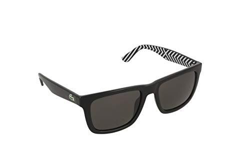 Lacoste L750S Wayfarer Sunglasses, Black, 54 ()