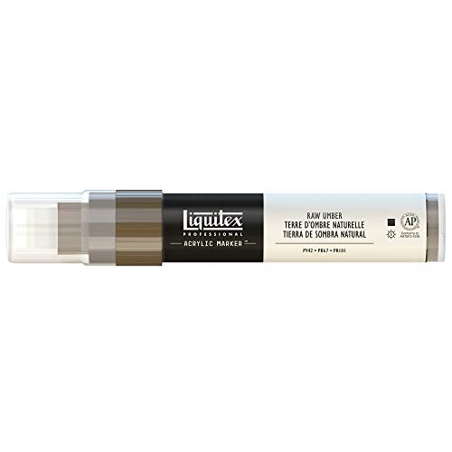 (Liquitex Professional Wide Paint Marker, Raw Umber)
