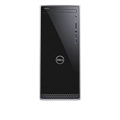 Latest_Dell Inspiron 3670 High Performance Desktop, 8th Generation Intel Core i5-8400 Processor, 12GB DDR4 Memory, 512GB SSD, Webcam, Wireless+Bluetooth, HDMI?Window 10