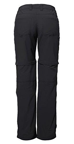 Vaude - Hose Womens Farley Long Zo Pants Iv - Pantalon - Femme - Noir (Black) - 36Long