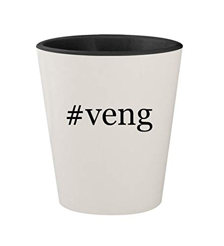 Used, #veng - Ceramic Hashtag White Outer & Black Inner 1.5oz for sale  Delivered anywhere in USA