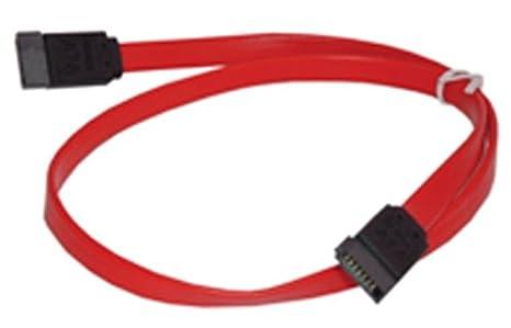Microconnect 0.3m SATA Cable de SATA 0,3 m SATA 7-Pin Rojo ...