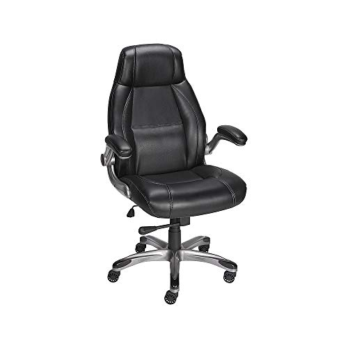 Staples 923571 Torrent Bonded Leather Managers Chair - Leather Chair Staples