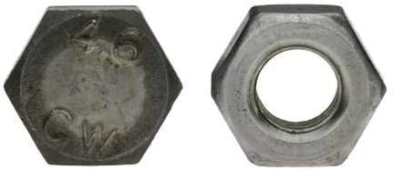 Reidl Sechskantschrauben mit Mutter 8 x 35 mm DIN 601 4.6 blank 10 St/ück