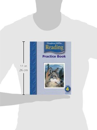 Houghton Mifflin Reading: Practice Book, Volume 1 Grade 4 ...