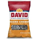 David Seed Sunflower Seeds, Nacho Cheese, 0.8 Ounce, 36 count