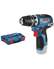 Bosch Professional 06019H3003 GSR 12V-35 FC-borrar och skruvmejslar, blå