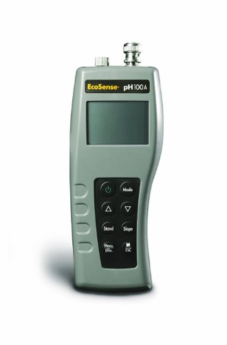 YSI pH100A pH Meter, -2 to 16 unit, +/- 0.1 Percent Accuracy, 0.01 unit Resolution by YSI