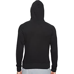 ASICS Men's NYC Fleece Hoodie Performance Black Large