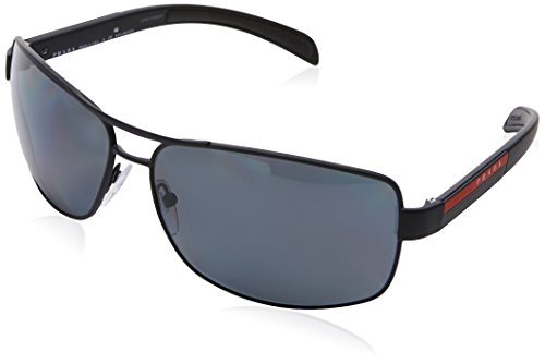 Prada Linea Rossa Men's PS 54IS Sunglasses ()