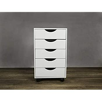 Amazon.com: lkea IKEA 101.928.24 Alex Drawer Unit, White ...