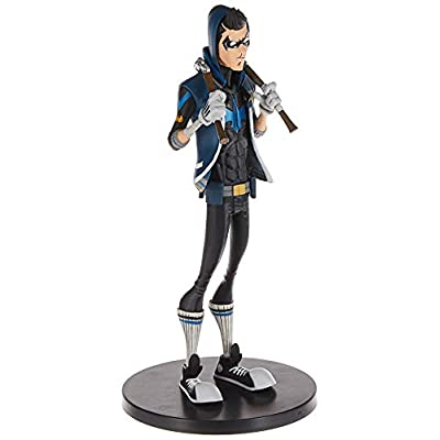 DC Collectibles Dc Artists Alley: Nightwing by Hainanu Nooligan Saulque Designer Vinyl Figure: Toys & Games