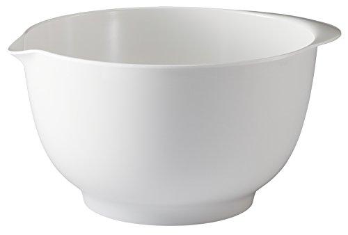 Hutzler Margrethe 3 Liter Mixing Bowl, - Sonoma White Bowl