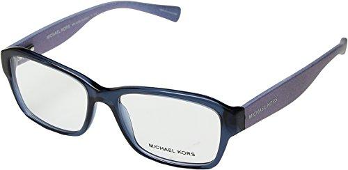 Michael Kors MK 4036 3199 NAVY Eyeglasses - Womens Frames Kors Michael