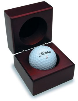 The Collector's Series Collector's Hole In One Golf Ball (Ball Hole In One Plaque)