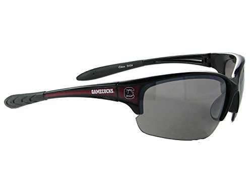 South Carolina Gamecocks USC Black Maroon Elite Sunglasses - Sunglasses Usc