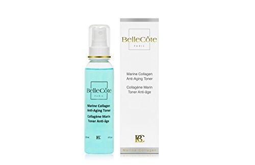 BelleC te Paris Marine Collagen Anti-Aging Toner 4.0 oz