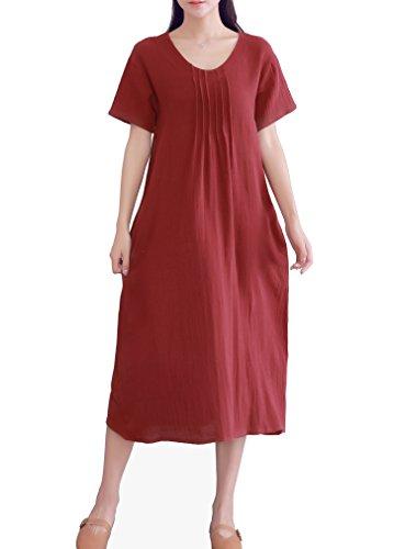 国民投票決定愛情LifeShow DRESS レディース US サイズ: M カラー: レッド