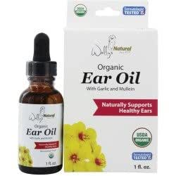 Ear Oil - 1 oz - Liquid