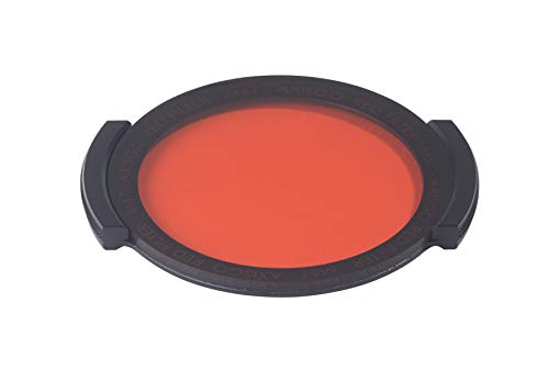 AxisGO Red Filter for All Models, Best for Tropical and Blue Water - Fits All Models