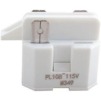 Amazon.com: Wadoy ic102 relé de 3 terminales universal para ...