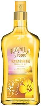 Hawaiian Tropic Golden Paradise Fragrance Body Mist 8.4 fl oz