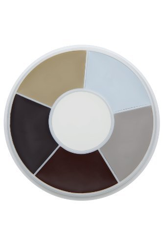 :Ben Nye Monster Wheel - Theatrical Makeup 1 Ounce - Ben Nye Palette