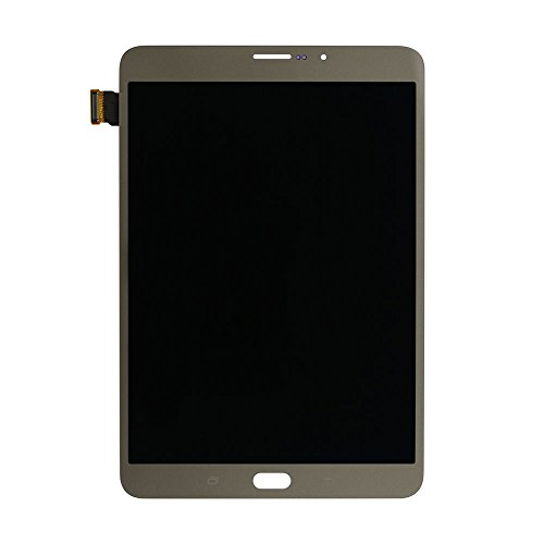 Group Vertical Lot of 2 Touchscreen Digitizer and LCD Replacement for Samsung Galaxy Tab S2 9.7 Gold SM-T810 by Group Vertical