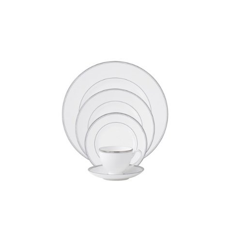 Waterford China Kilbarry Platinum 5-Piece Place -