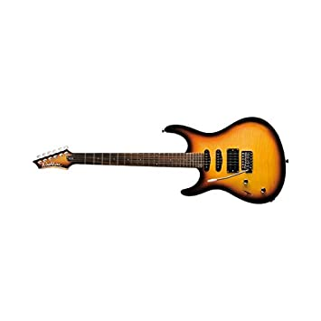 Washburn - Rx20f vsb lh guitarra eléctrica tipo strato lh para zurdos: Amazon.es: Instrumentos musicales