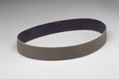 3M Trizact 237AA Coated Aluminum Oxide Sanding Belt - A160 Grit - 1 1/2 in Width x 132 in Length - 11751 [PRICE is per CASE] by 3M