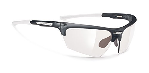 Rudy Project Noyz Performance Kit Matte Black With Impactx-2 Photo Clear To Black, Photo Clear To Red And Laser Black - Noyz Rudy Sunglasses