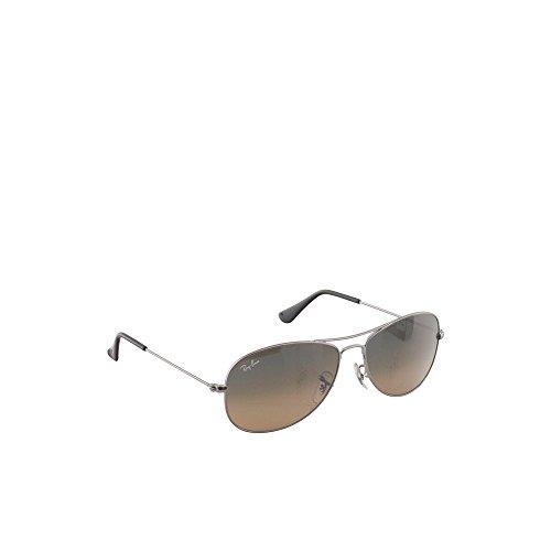 73 Gafas 3362 sol 001 Gunmetal Ray de Ban Shiny Multicolor 004 q4tZ78w