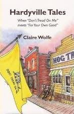 Book cover from Hardyville Tales by Claire Wolfe