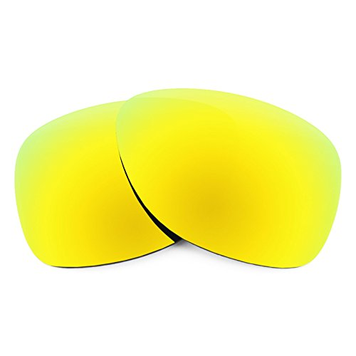 Revant Lenses for Oakley Dispatch 2 Polarized 24K Gold