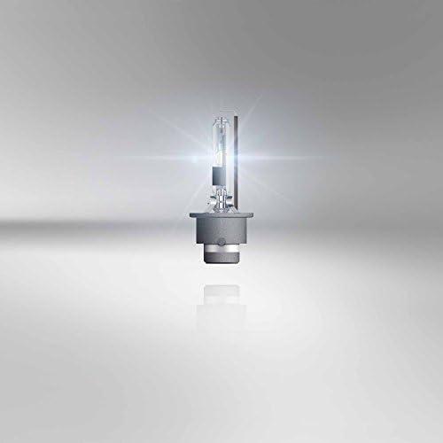 OSRAM XENARC ORIGINAL D2R HID, lámpara de xenón, lámpara de descarga, calidad de equipamiento original (OEM), 66250, estuche (1 unidad): Amazon.es: Coche y moto