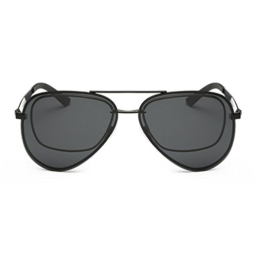 LOMOL Mens Fashion UV Protection Aviator Style Polarized Myopia Driving - Www.ray-ban Prices Sunglasses