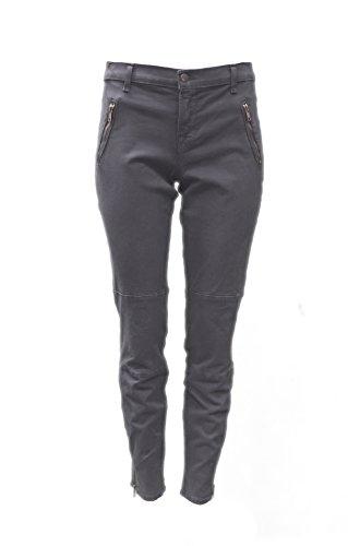J BRAND Womens AGNES Modern Moto-Zip Skinny Jeans Sz 30 Sharkskin Grey 270333DH