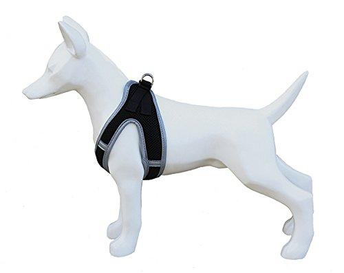 Freedog F010074003 - Arnés Soft, para Perro, Color Negro: Amazon ...